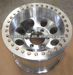 alloy beadlock wheels