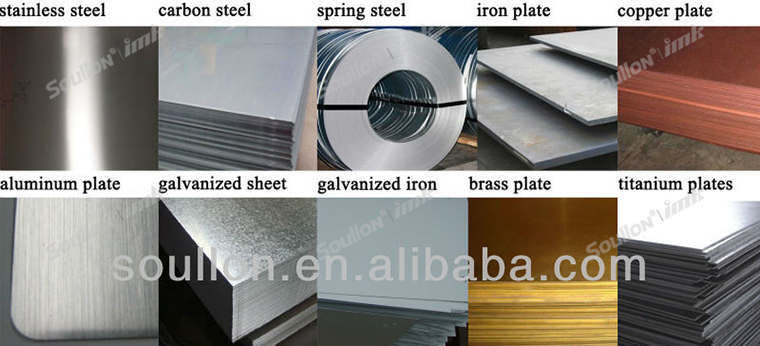 Steel Plate Cutting Machine application