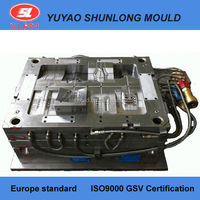 Rapid Prototyping plastic injection molding