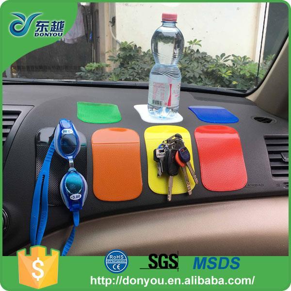 Dernière conception facile stretch PU collant voiture accessoires intérieur avec des prix bas