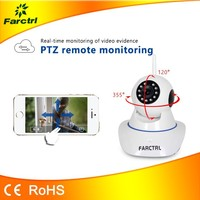 P2P 720P Wireless TF Card Wifi Video Camera Surveillance Security Mobile View