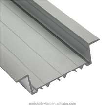 wide width aluminium profile/extrusion for led tape