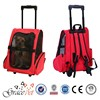 Oxford Cloth dog backpack versatile wheeled pet carrier