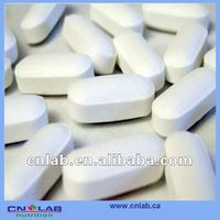 Pearl powder tablet for improve metabolism