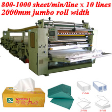 Economical Suitable for New Investors Labor Saving High Capacity Lamintated Printed Tissue Paper Manufacturing Unit