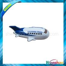 OEM cheap airplane usb flash drive with customized logo