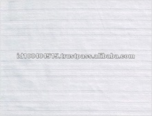 White Color Cotton Twill Knitting Fabric