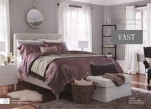 Latest Design Elegant 100% polyester bedding set home bed linen wholesale bed linen
