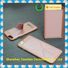Tenchen foldable stand phone case , the best Magnetic hard case with stand for silicon case