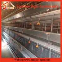 Economic best sell outdoor wooden chicken layer cage