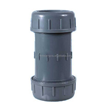 PVC quick union Plastic injection expansion coupling