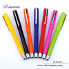 Promotional Plastic Office Stationery Multicolor Gel Pen