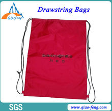 cheap promotional bags polyester drawstring bags