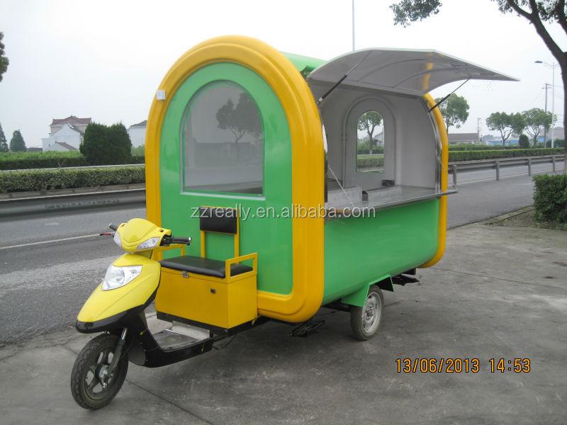 Electric Food Truck Carts Tuk Tuk Tuk Electric Food Truck