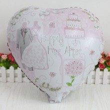 HAPPY TOGETHER Factory Wholesale Cozy Heart Inflatable Wedding Decoration Helium Balloons