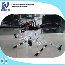 Radio control agriculture drone with power brushless motor company assemble