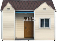 Prefabricated luxury steel house.prefab houseing,sandwich panel insulation prefab house