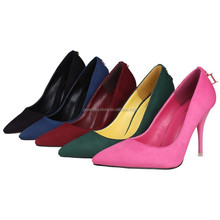 Sexy Elegant High Quality Female Pointed Toe High Heels Women Pumps Shoes New Design Platform Pumps Dress Shoes