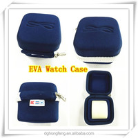 Shockproof Hard Wall Watch Display EVA Watch Case