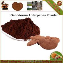 Healthy food Ganoderma lucidum Triterpenoid