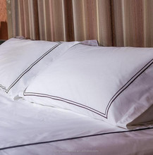 wholesale Fashionable design cotton fitted sheet for hotel use
