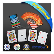 brand playing cards