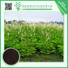 High purity black cohosh extract powder 1449-05-4 Triterpene 8% bulk free sample