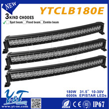 Voltage Ranging from 10 to 30V auto accessories lighting 180w 17100lm waterproof light auto led working light