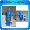 los residuos de recuperación de calor de titanio intercambiadores de calor