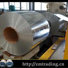 Fábrica para bobina de aço galvanizado / zinco revestido bobina de aço / gi bobina