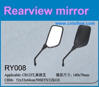 motor parts moto spare parts , motorcycle side mirror for CB125T