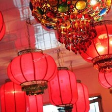 Fabric chinese palace lanterns hot sale