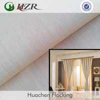 home textile eco-friendly wholesale waterproof 3 pass blackout curtain fabric for drapes and roman blinds