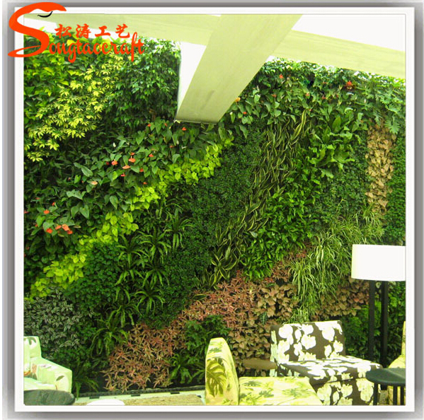 Artificial Green Wall Module Manufacturers Supply