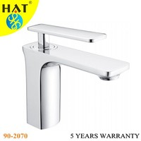 HAT 90 2070CP New-style Brass Basin Faucet with Rotatable Handle