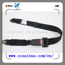 High quality 2 point car back row seat belt used for most car