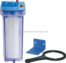 10 inch prepositive SPA water purifier at home for South America