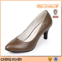 2014 Fashion platform high heel women shoes with best design