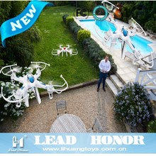 2015 New toys 2.4g 6-axis Gyro professional FPV Quadcopter with camera rc drone 3D Roll action