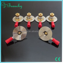 2015 Beauchy hot selling Fat Daddy 22mm ring spring loaded 510 connector V3 V2 in stock