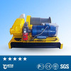 cable pulling winch electronic control slow speed winch machine