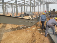 Wiskind steel structure building well sold in Australia for its high cost efficiency