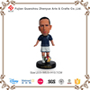 2015 Newest sportman resin bobblehead with variety sizes