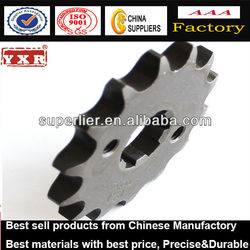 Motorcycle front sprocket for Yamaha, Motorcycle spare parts, OEM