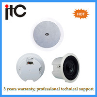30W PA System indoor 5 Inch coaxial speaker