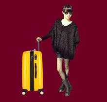 OEM For Famous Brand trolley luggage bag Maleta