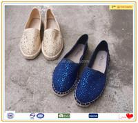 Shiny earthing basic import shoes