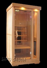 1 person reliability and safety infrared sauna for health capsule