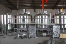 2000L craft and draftlager beer brewing and manufacturing equipment manufacturer