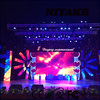 Niyakr 2015 New Product Led Display Screen Xxx Video P6 Indoor Full Color Led Hd Xxx Video China